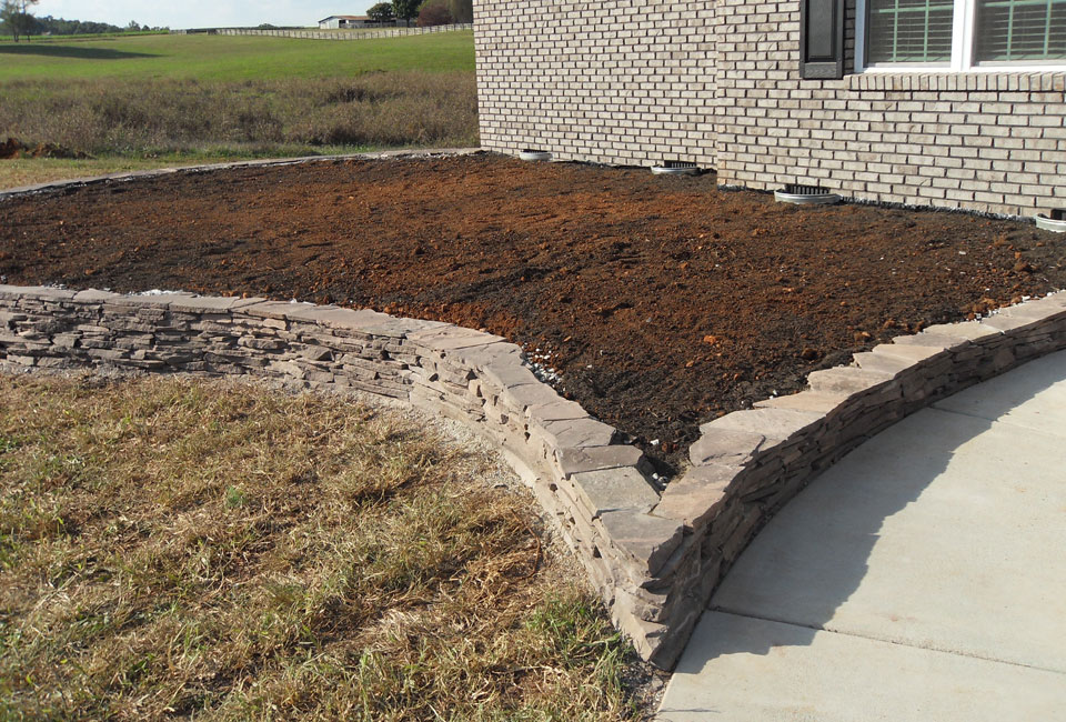 Stone Retaining Walls Welcome To Brady Landscapes